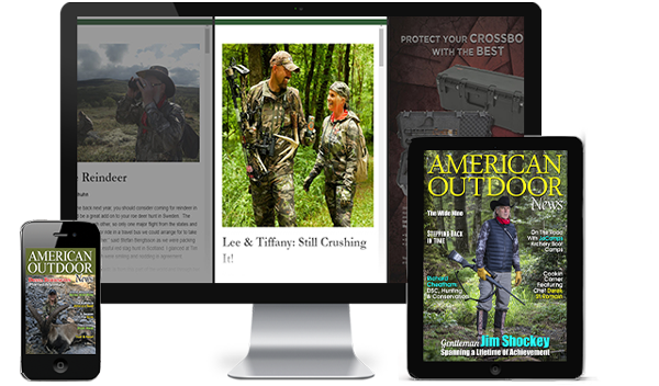 American Outdoor News subscribe